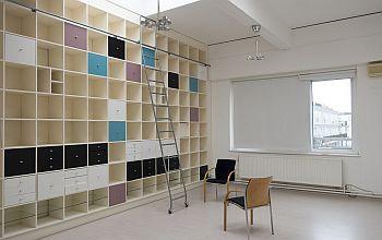 Mooie kantoorruimte Fijnhout Amsterdam Oud West